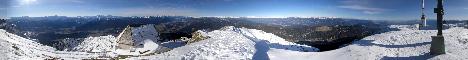 Dobrač/Dobratsch(2166m)