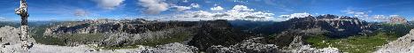 Gran Cir / Große Cirspitze(2592m)