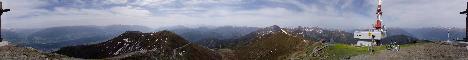 Goldeck(2142m)