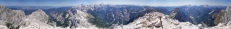 Jalovec(2645m)