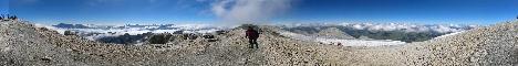Punta Penia (Marmolada)(3343m)
