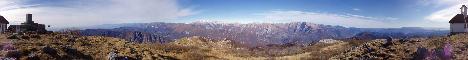 Monte Mataiur/Matajur(1642m)