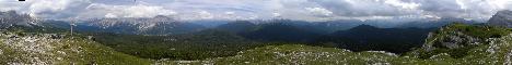 Monte Pena(2196m)