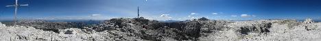 Cima Pisciadu(2985m)