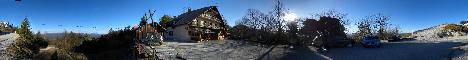 Planinski dom na Zasavski Sveti gori(822m)