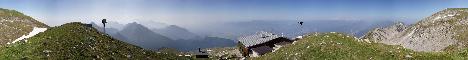Prešernova koča na Stolu(2174m)
