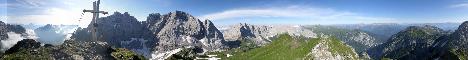 Rauchkofel(2460m)