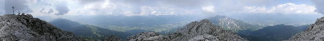 Reißkofel(2371m)