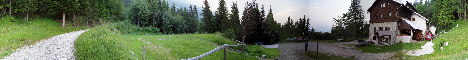Valvasorjev dom pod Stolom(1181m)