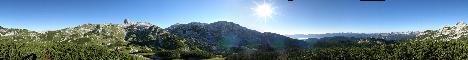 Vrh nad Vodeno Rupo(1995m)