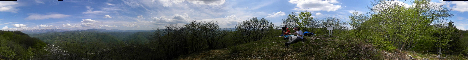 Vrh Skopice(863m)