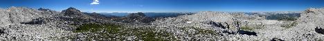Vršaki (Srednji vrh)(2424m)