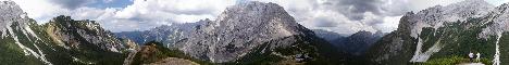 Vršič vrh(1737m)