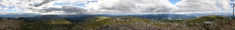 Zirbitzkogel (Seetaler Alpe)(2396m)