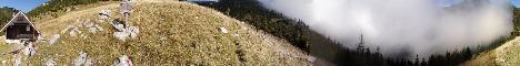 Planina Dolga njiva(1600m)