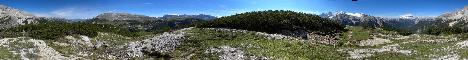 Knollkopf / Col Rotondo dei Canope(2204m)