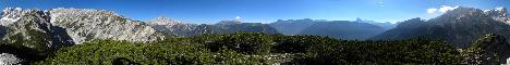 Monte Fumo / Rauhkofel(2114m)