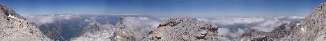 Mali Triglav(2725m)