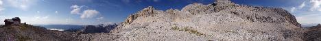 Dom Planika pod Triglavom(2401m)