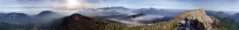 Tolsta Košuta - eastern peak(2057m)