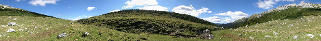 Planina Zgornja Dolga njiva(1580m)