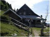 Roblekov dom na Begunjščici