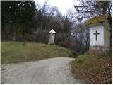 Križevska vas - murovica