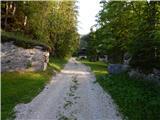 Jezerska slatina - roblekova_planina