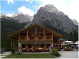 Rifugio Fondo Valle / Talschlußhütte
