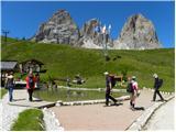 Passo Sella - rifugio_sasso_piatto