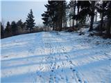 Cerkno - bevkov_vrh