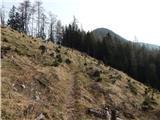 Ljubelj - Grlovec / Ferlacher Horn