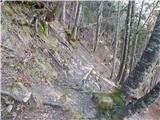 Ljubelj - sentanski_vrh