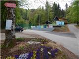 Selo pri Vodicah - Rašica (Vrh Staneta Kosca)