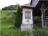 Polhov Gradec (Blagajev grad) - mali_vrh