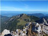 Razpotje Vragovec - stol