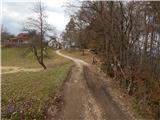 Kamna Gorica - lipniski_grad_pusti_grad_nad_lipnico