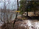 Jezersko polje - koca_pri_savici