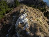 Bohinjska Bistrica - krevl