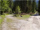 Belopeška jezera - rifugio_zacchi