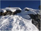 Planina pod Golico - Koča na Golici