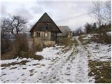 Dom v Gorah - kopitnik