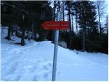 Koča na Naravskih ledinah - urslja_gora_plesivec