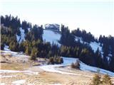 Ribniška koča mountain hut