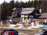 Grmovškov dom mountain hut