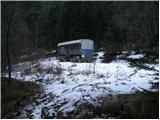 Dom v Dragi - tomceva_koca_na_poljski_planini