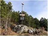 Srednji vrh pri Kozleku