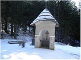 Andrejev dom na Slemenu - smrekovec