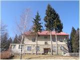 potok_slanica - Andrejev dom na Slemenu mountain hut