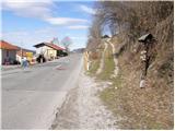 Podkraj - streliski_vrh_hrusica